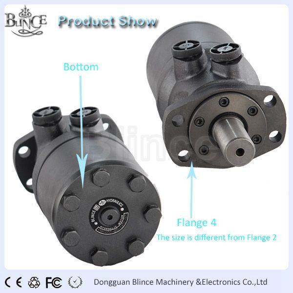 Omh Series Hydraulic Gear Motor