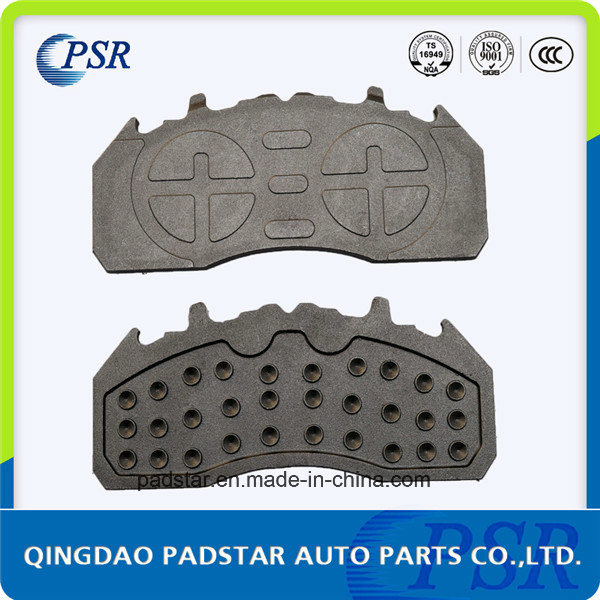 High Quality Disc Truck Brake Pads Back Plate Wholesaler