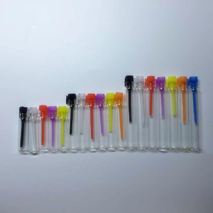 1ml 2ml 3ml 5ml 8ml 10ml Mini Glass Perfume Vial, Perfume Sample Vial, Tester Bottle Tube