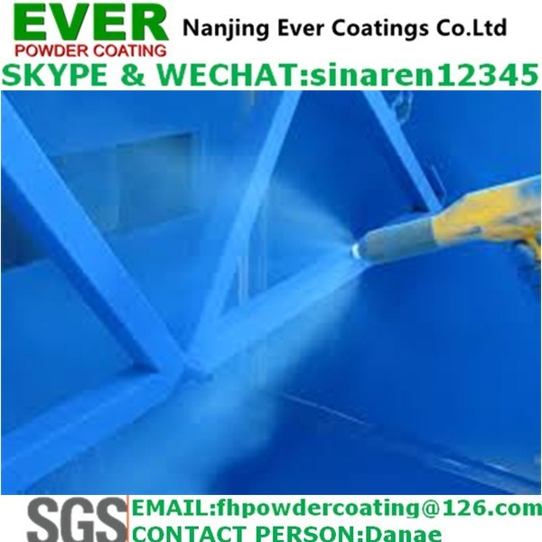 Anti Graffiti Powder Coating