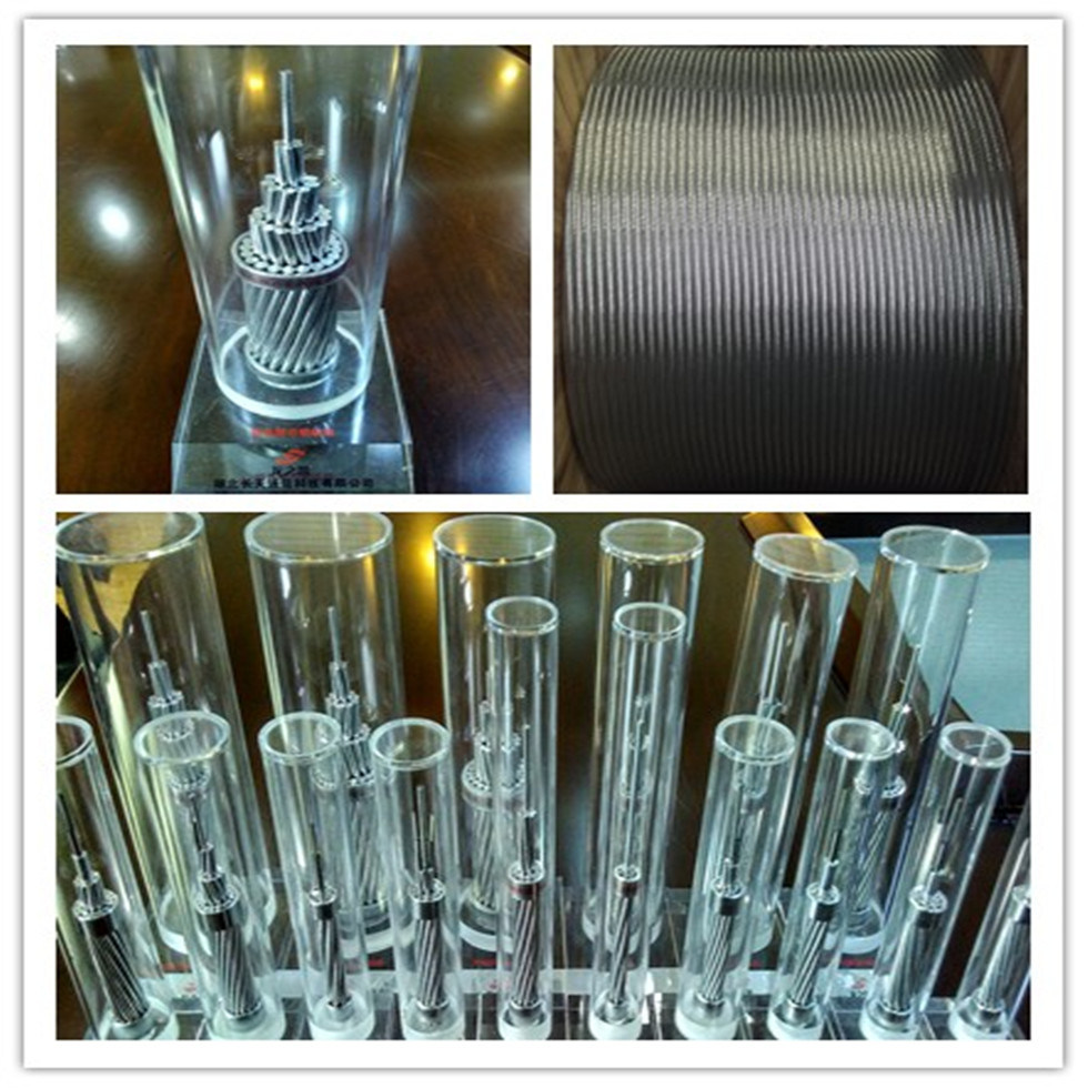Acs Aluminum Clad Steel Strand Wire for Electric Conductor Overhead Ground Wire