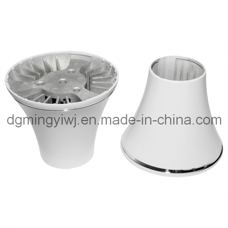 Precise Aluminum Alloy Casting for LED Parts Which Approved ISO9001-2008 Made in Dongguan