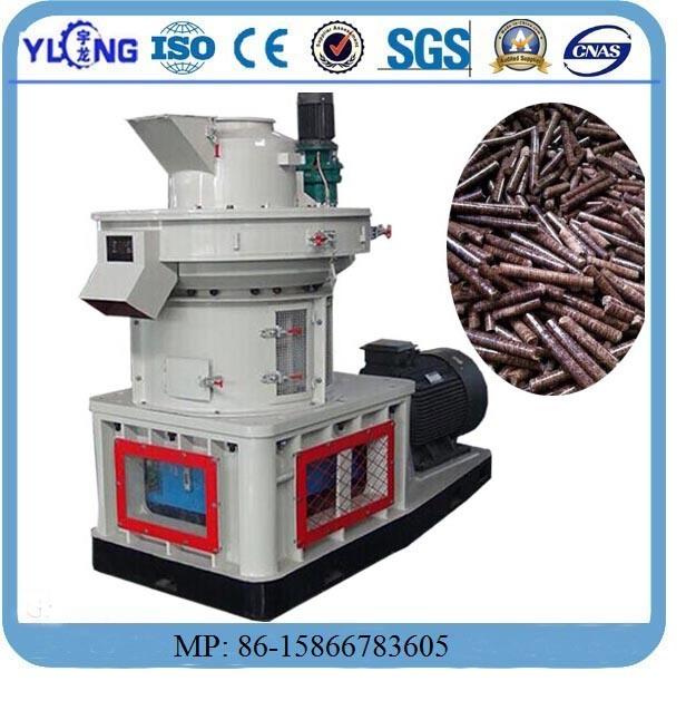 Xgj560 1-1.5t/H Rice Husk Pelleting Machine
