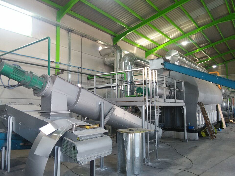 Waste Plastic Pyrolysis Machine to Oil on Hot Sale!