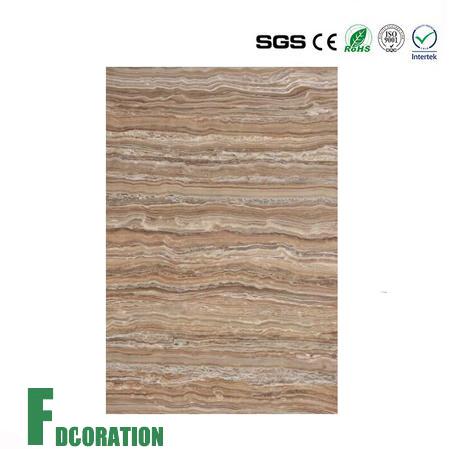 UV Coating PVC Wall Panels