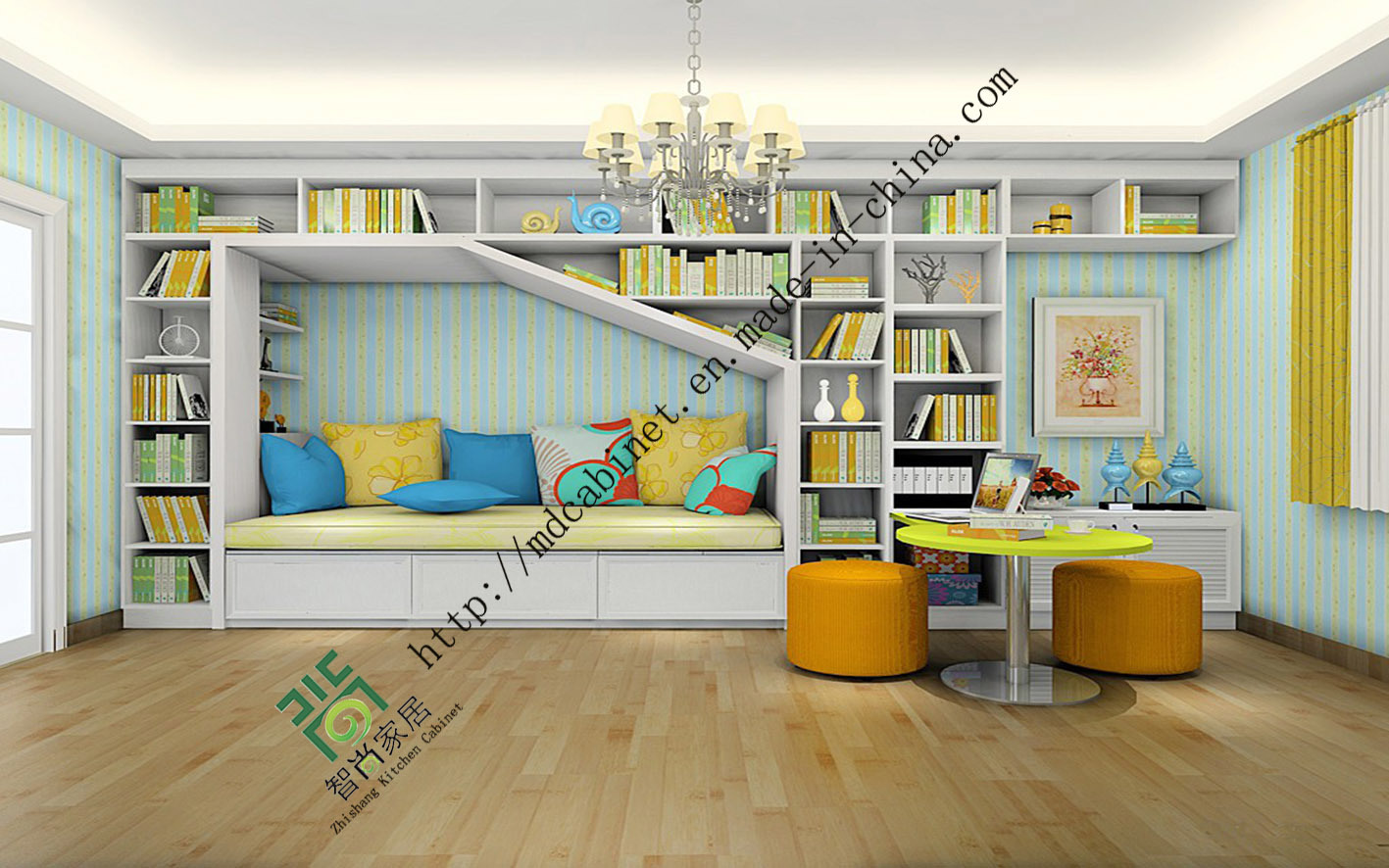 solid bamboo study room furniture zs 057 photos pictures