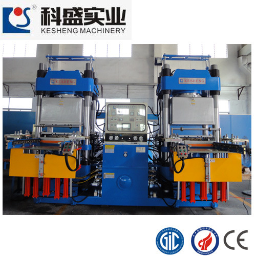 Rubber Press Molding Machine for Rubber Silicone Products (KS400V4)