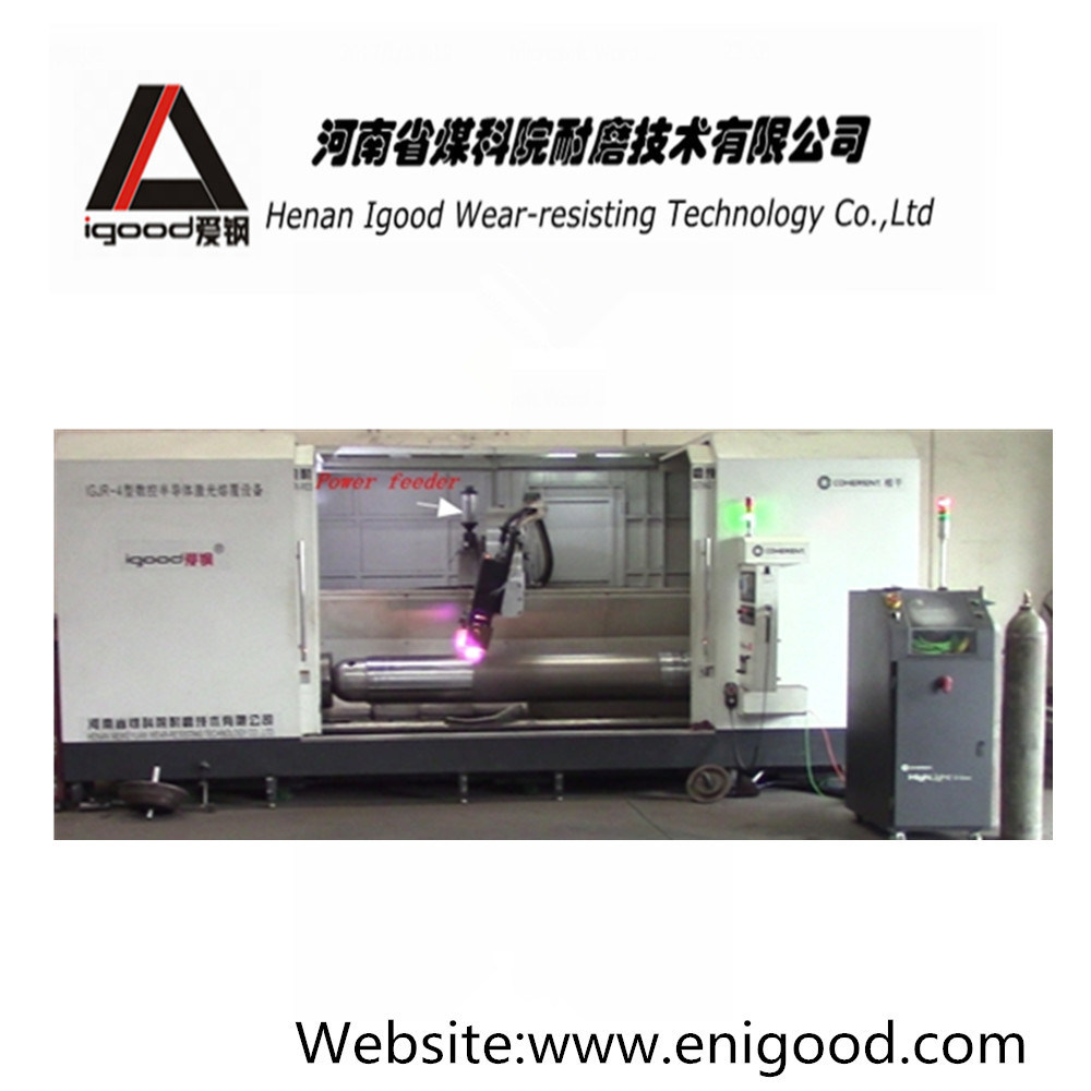 Popular Igood Laser Cladding Machine