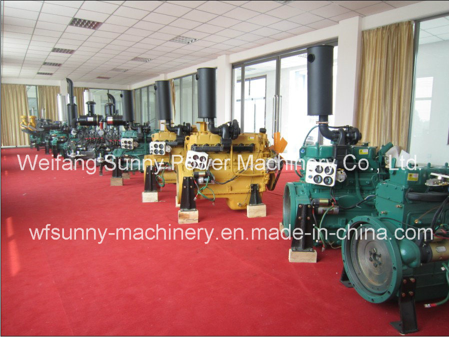 Diesel Engine for Generating or Marine Use