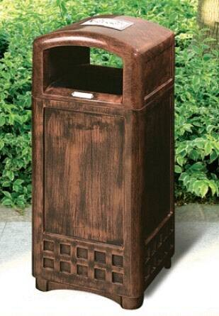 Aeneous Outdoor Rubbish Barrel/Outdoor Garbage Bin (GPX-117)