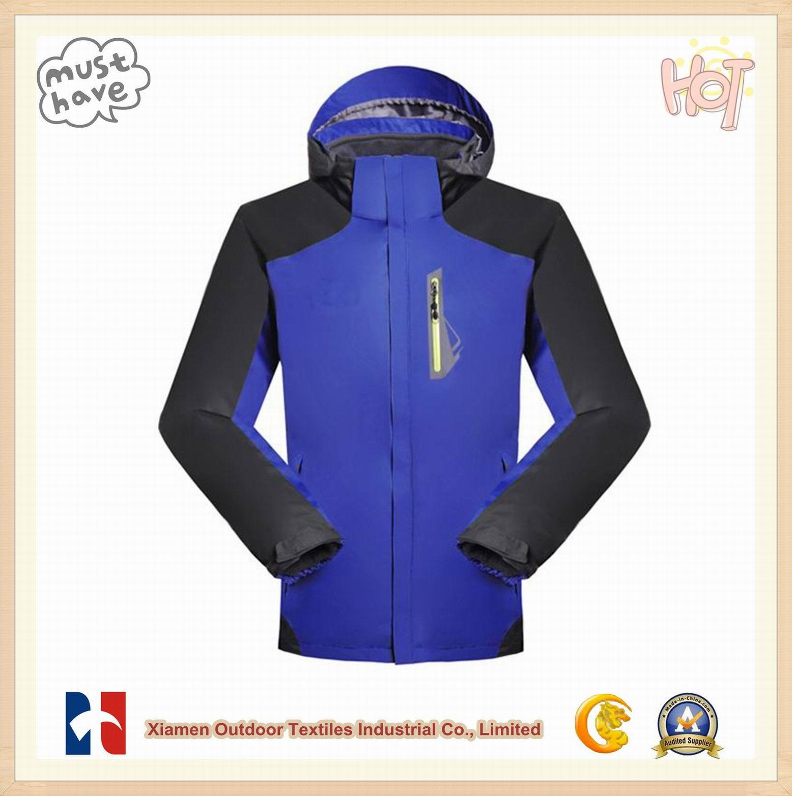 2013 New Design 2 in 1 Jacket