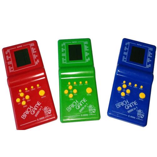 Classic Tetris Game , Handheld Game E9999