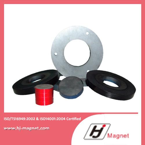 Customerized Loudspeaker Strong Ferrite Ring Magnet