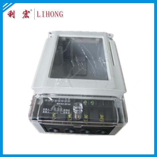 Prepaid Single Phase Kwh Meter Case, Energy Meter Case (LH-M208)