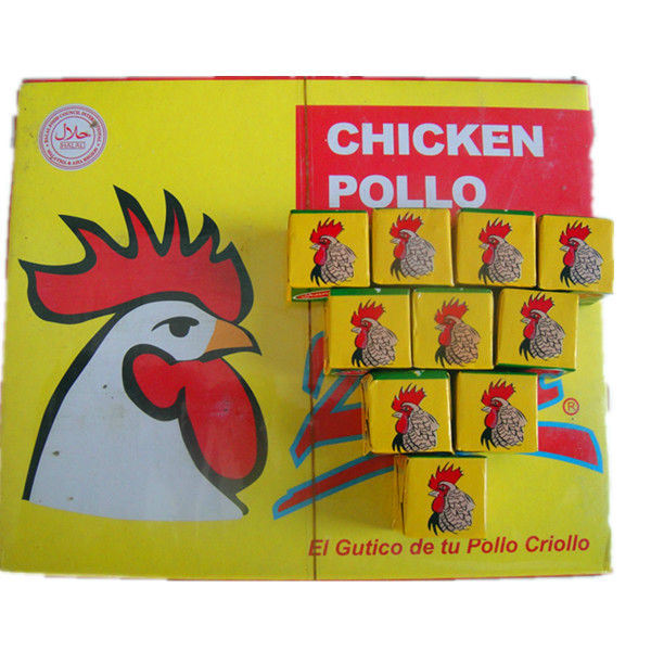 Good Quality and Low Price Chicken Seasoning Powder and Cube