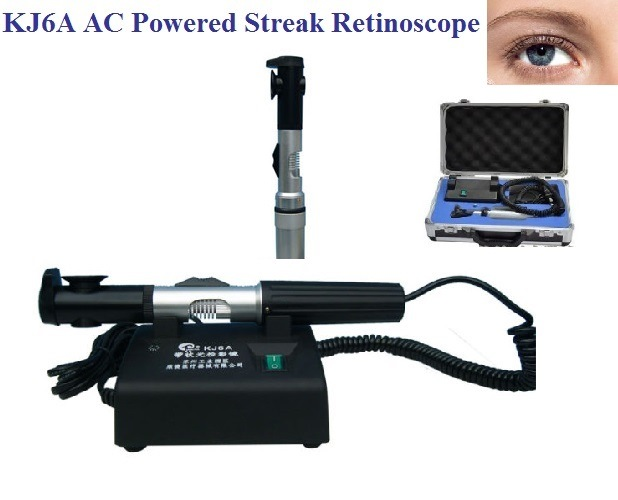 AC Powered Streak Retinoscope (KJ6A)