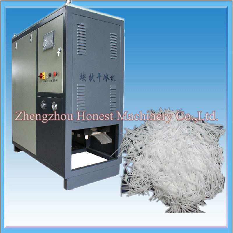 Hot Sales Dry Ice Machine with High Quality