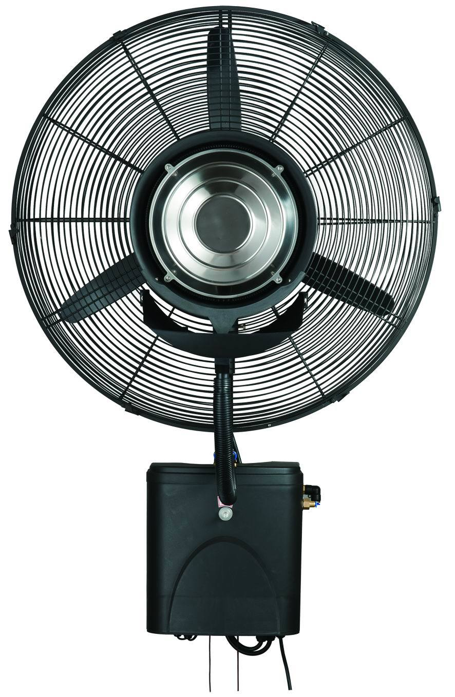 Outdoor Mist Fan/Water Fan /CE/SAA /100% Copper Motor
