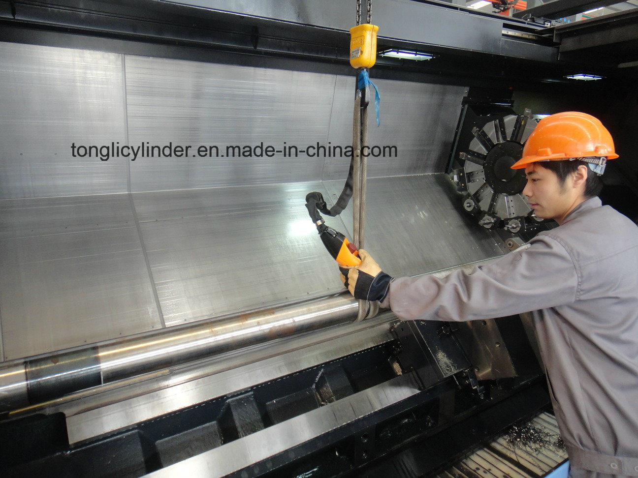 Dh500 Boom Cylinder /Hydraulic Cylinder of Doosan Excavator