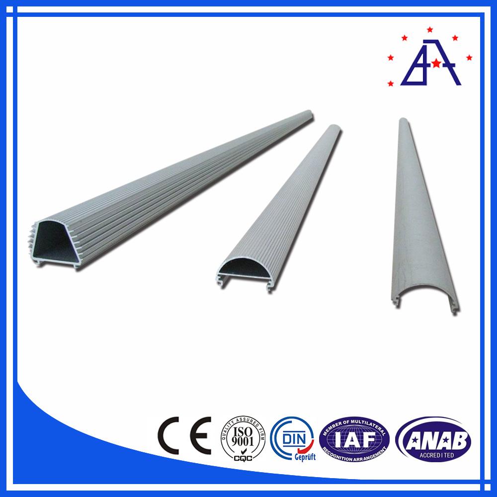 Unterschiedlich China Good Qualtiy ISO9001 Standard Aluminium U-Profil Photos  BK74