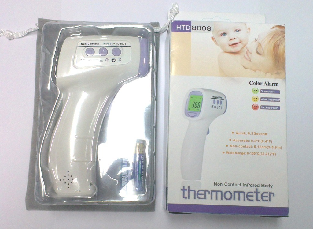 Non Contact Infrared Digital Forehead Thermometer