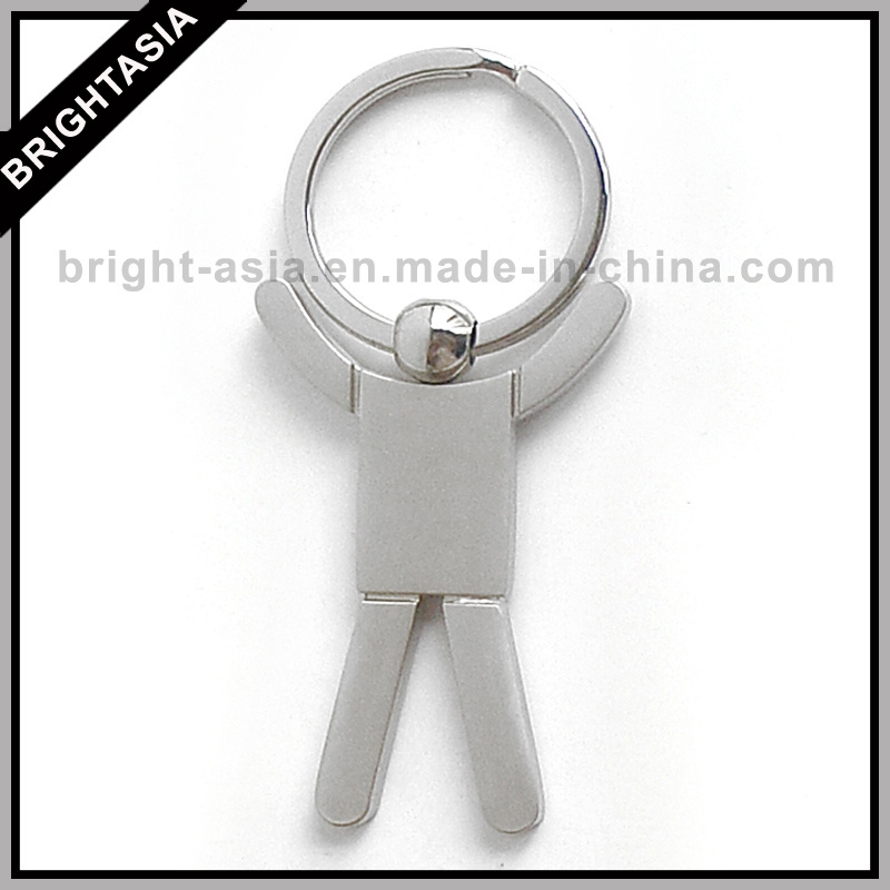 Custom Promotion Gift 3D Metal Keychain (BYH-10266)