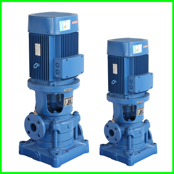 Vertical Centrifugal Pump for Exceed 80 Degrees and Aqueous Solution