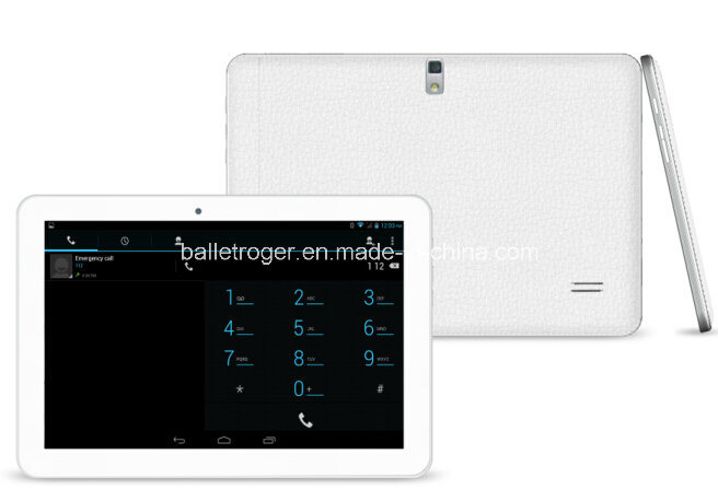 10.1-Inch Mtk6572 Dual-Core, Built-in 8/16GB, FM/GPS/Bluetooth 3G Tablet PC (M-1016)