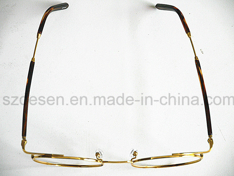 Wholesale Famous Brands Antique Titanium Reading Glasses