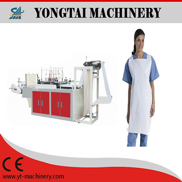 Disposable Apron Making Machine (Model-WQJ)