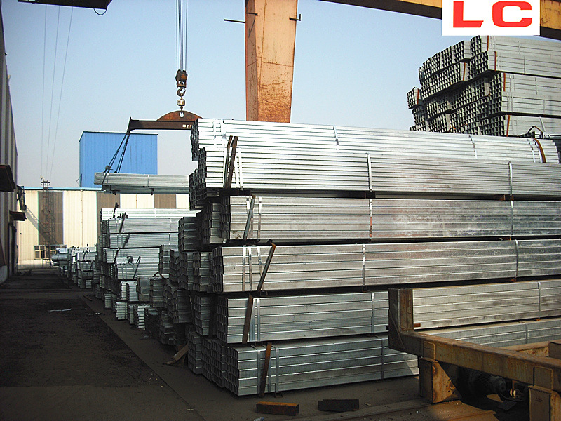 Galvanized Square Steel Pipe