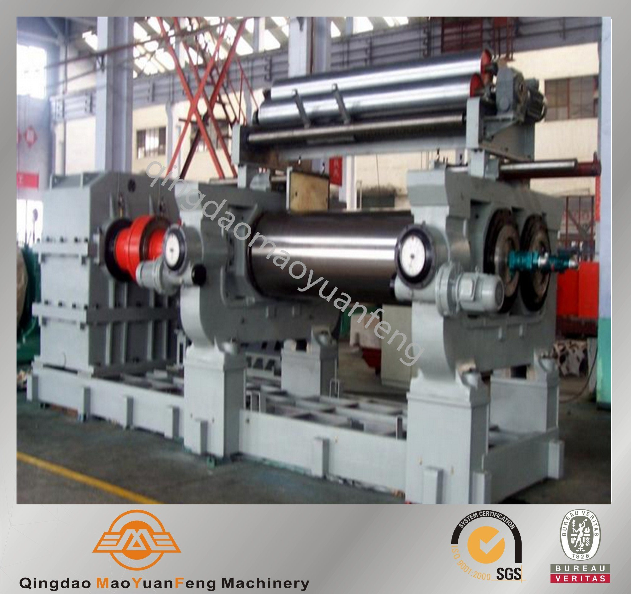 Xk-250~Xk-660 Rubber Mixing Mill/Open Mixing Mill