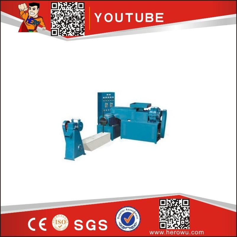 PVC HDPE LDPE PE Garbage EPS Pet PP Nylon Plastic Bags Film PS Bottle Washing Waste Plastic Recycling Machine Price