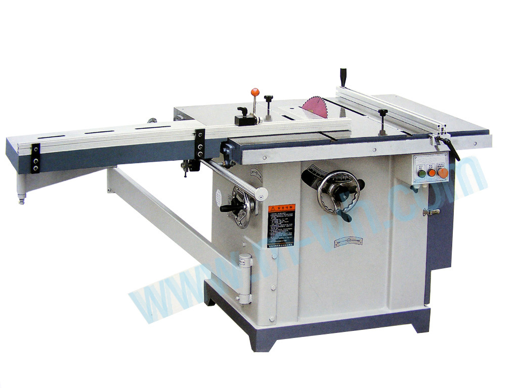 China Sliding Table Saw Machine Tilt Arbor Mw113t Photos Pictures Made In