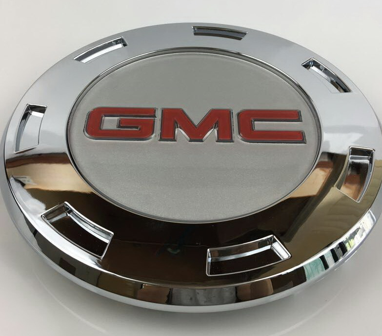 Cadillac Wheel Cap with Gmc Logo