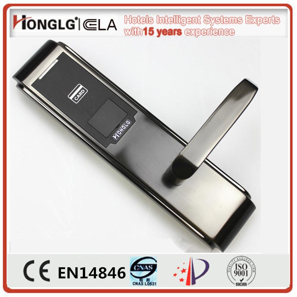 Honglg 304 SUS Waterproof Hotel Smart Door Lock