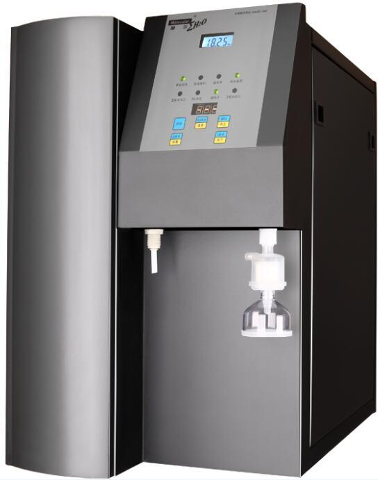 ASTM Grade I&III Medical Water Purification Equipment for HPLC Solvents