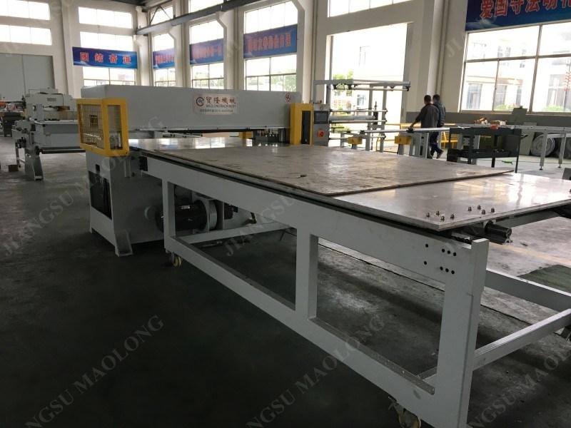 Hot Selling Hydraulic Aluminum Foil Auto-Feeding Cutting Machine