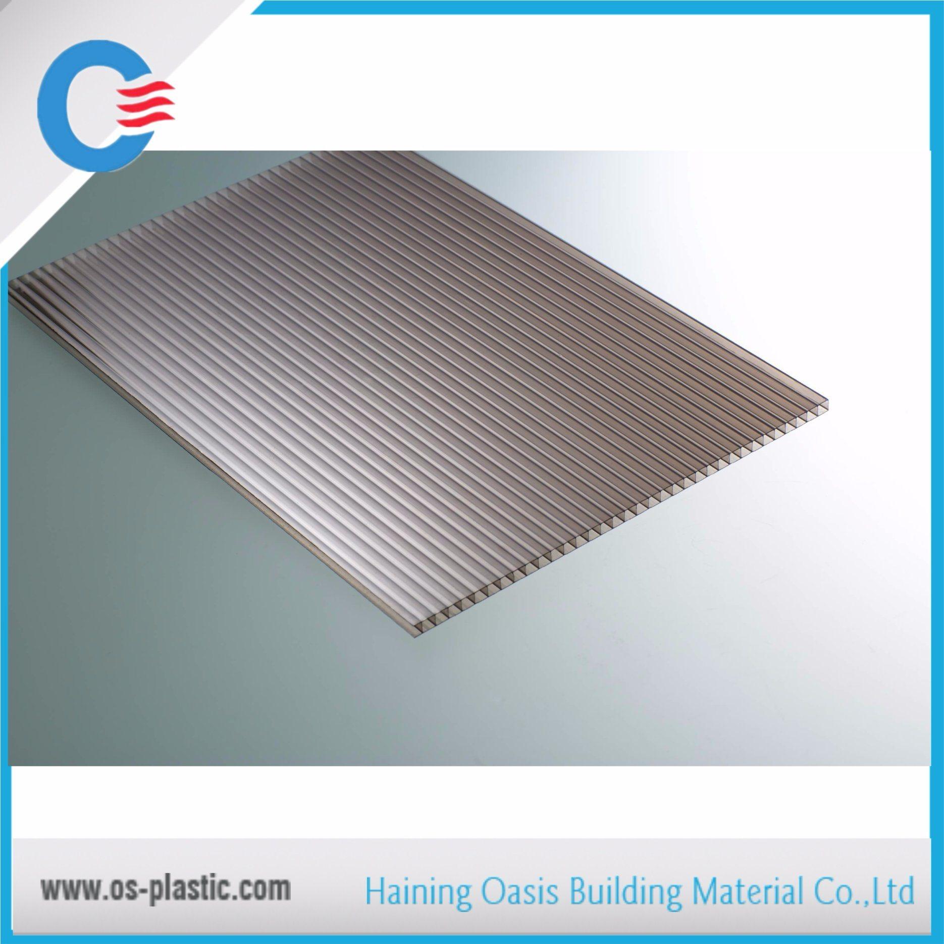 Bronze Color Polycarbonate Sheet
