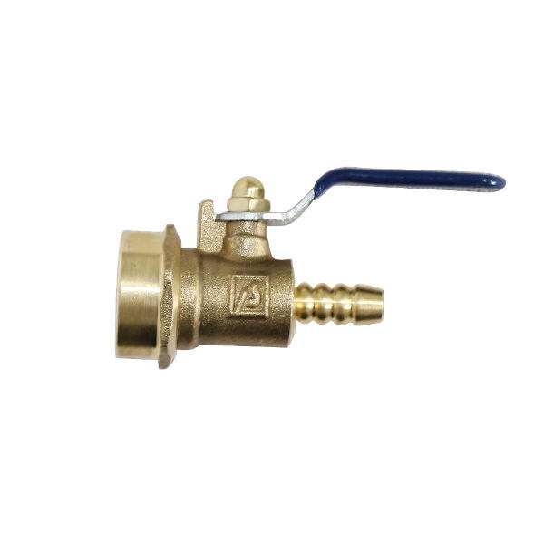 Ilot PC0007 Brass Female Threaded Ball Valve with Steel Handle