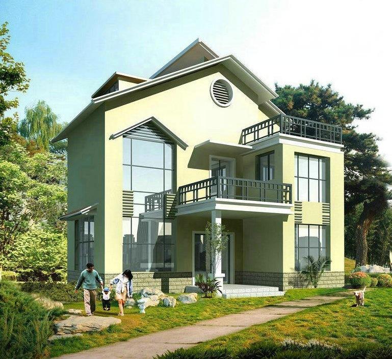 Light Gauge Steel Storey - Adding Structure Villa Prefab Building
