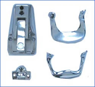 Precision Casting Stainless Steel Construction Decoration Hardware Door Handle Body Part
