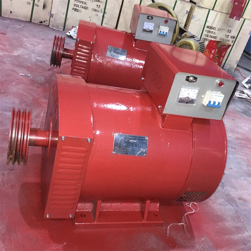 Stc Synchronous Brush Alternator