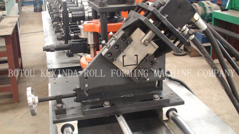 Kxd Metal Stud C U Profile Making Machine