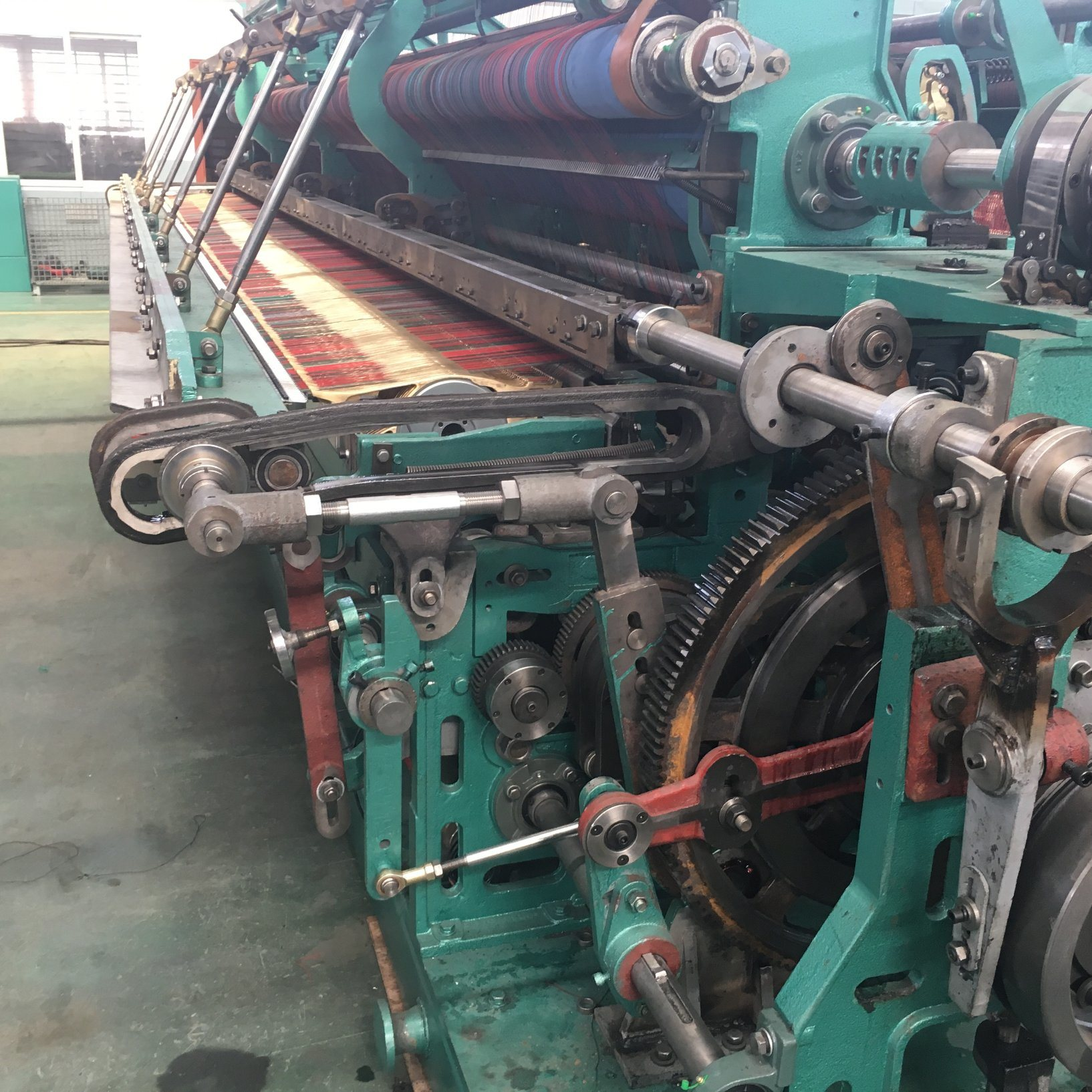 Toyo Model Zrd12.6-580f Fishing Net Machine