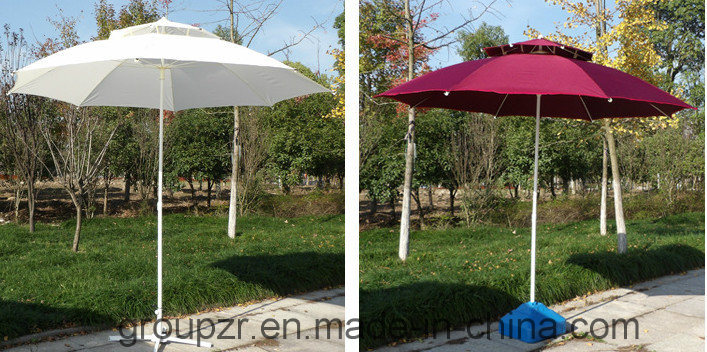 Parasol, Big Sun Umbrella, Outdoor, Patio Furniture
