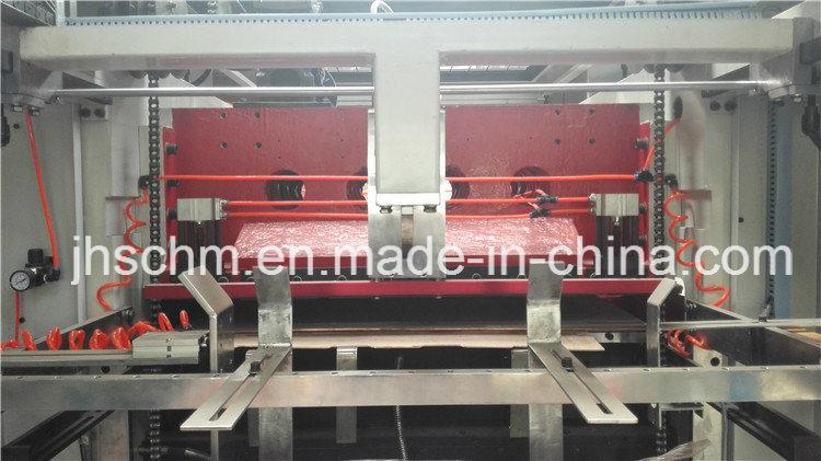 PVC/Fabric/Corrugated/Paper Die Cutting and Creasing Machine