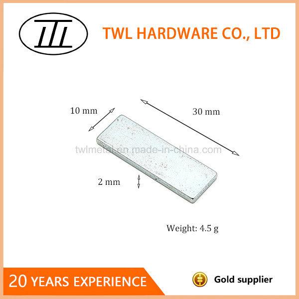 30*10*2mm Magnetic Fitting Hidden Magnet for Handbag/Clutch Bags