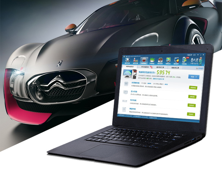 11.6 Inch Windows 10 Computer with WiFi Bluebooth Laptop Computer