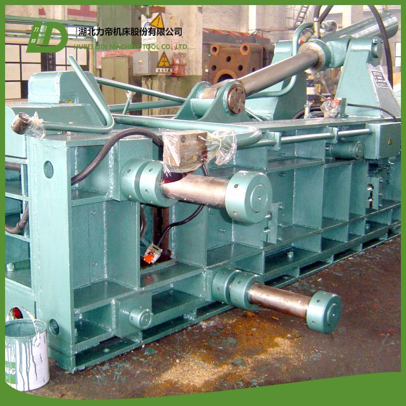 YD81-100B Hydraulic Baler for Scrap Metal Recycling